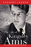 The Life of Kingsley Amis Cover