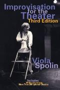 Improvisation for the Theater 3RD Edition Cover