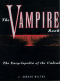 Vampire Book Encyclopedia Of Undead
