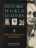 Historic World Leaders Volume 1 Africa Middl