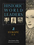 Historic World Leaders Vol 2: Europe A-K