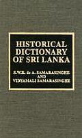 Historical Dictionary of Sri Lanka