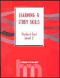 Learning & Study Skills Program Level II