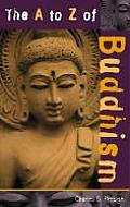 A to Z of Buddhism PB
