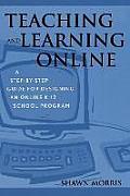 Teaching & Learning Online