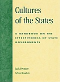 Cultures of the States: A Handbook on the Effectiveness of State Governments