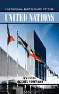 Historical Dictionary of the United Nations