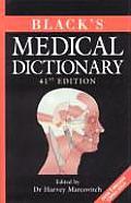 Blacks Medical Dictionary 41st Edition