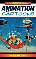 Historical Dictionary of Animation and Cartoons Cover