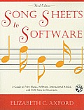 Song Sheets to Software: A Guide to Print Music, Software, Instructional Media, and Web Sites for Musicians [With CDROM]