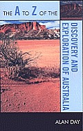The A to Z of the Discovery and Exploration of Australia Cover