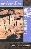 The A to Z of Early North America Cover
