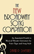 New Broadway Song Companion