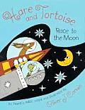 Hare & Tortoise Race To The Moon An Aeso