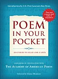 Poem in Your Pocket 200 Poems to Read & Carry
