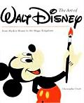 Art Of Walt Disney