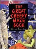 Great Creepy Maze Book