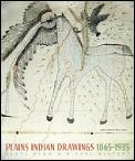 Plains Indian Drawings 1865 1935