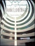 First Impressions: Frank Lloyd Wright (First Impressions Series) Cover