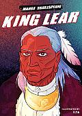King Lear Manga Shakespeare