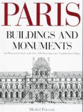 Paris Buildings & Monuments An Illustrat