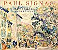 Paul Signac Collection Of Watercolors & Drawings