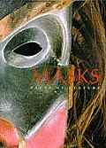 Masks Faces Of Culture