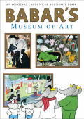 Babar's Museum of Art Cover