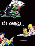 The Comics Before 1945 Cover