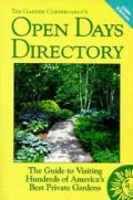 Open Days Directory 2000