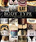 Body Type: Intimate Messages Etched in Flesh Cover