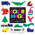 Color Magic Sticker Play Book with Sticker(s)