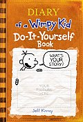 Diary of a Wimpy Kid Do-It-Yourself Book Cover