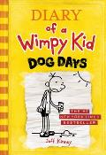 Diary of a Wimpy Kid 04 Dog Days - Signed Edition