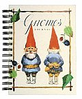 Gnomes Blank Journal