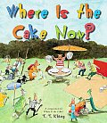 Where Is the Cake Now? Cover