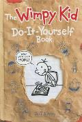 Wimpy Kid Do It Yourself Book Now with Even More