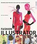 Fashion Illustrator Drawing & Presentation for the Fashion Designer