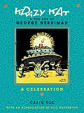 Krazy Kat & the Art of George Herriman: A Celebration Cover