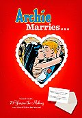 Archie Marries . . . Cover