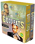 Alton Browns Good Eats 2 Volume Set