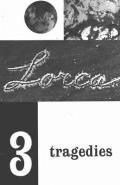 Three Tragedies of Lorca Cover
