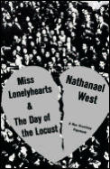 Miss Lonelyhearts and The Day of the Locust Cover