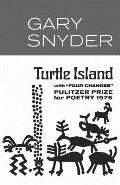Turtle Island (New Directions Book) Cover