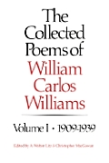 Collected Poems of William Carlos W Volume 1 Cover
