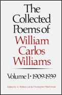 Collected Poems of William Carlos Volume 1 Cover
