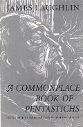 Commonplace Book Of Pentastichs