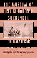 The Museum of Unconditional Surrender Cover