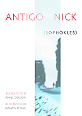 Antigonick Cover