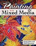 Painting with Mixed Media Cover